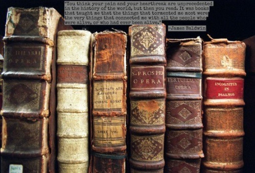Books and Baldwin