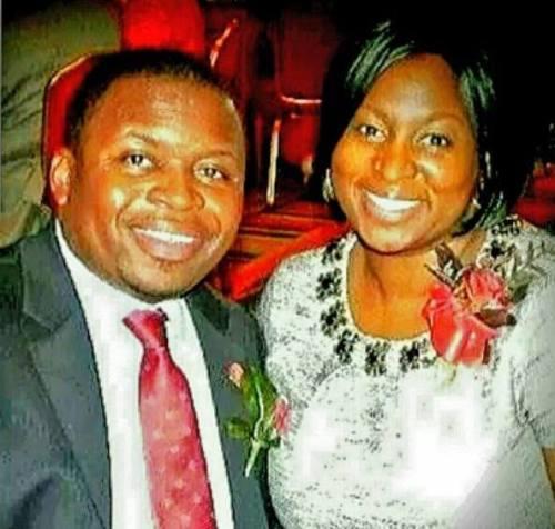 Brian and Shemeka Johnson