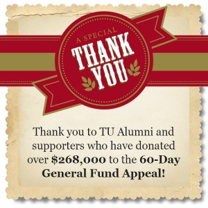 FIRST EVER TU GENERAL FUND ONLINE APPEAL