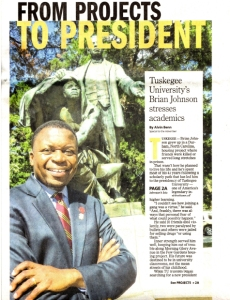 From Projects to President