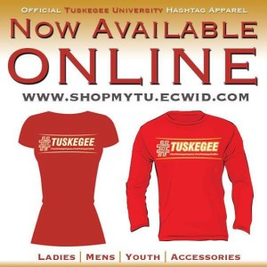 TUSKEGEE UNIVERSITY APPAREL