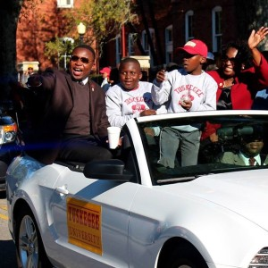 TUSKEGEE UNIVERSITY HOMECOMING PARADE
