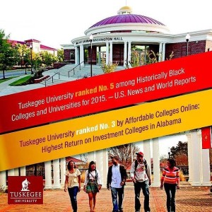 TUSKEGEE UNIVERSITY US NEWS AND WORLD REPORT RANKINGS